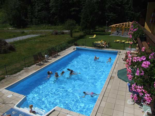Camping & Appartements & Bungalow Erlengrund