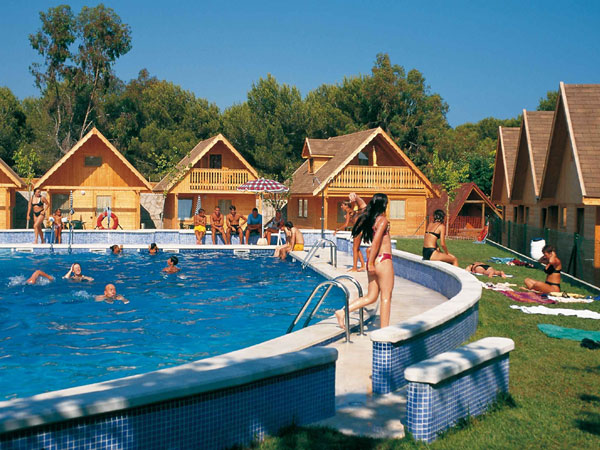 Camping arc de bar - Arc swimming pool ...