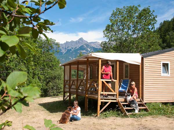 Camping Le Courounba