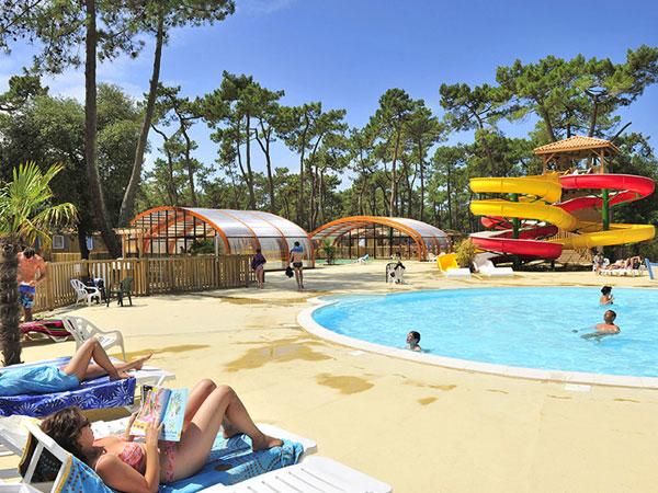 Attractive General Information : Campsite, Pets Welcome Thoughout The Campsite, If  Held On A Lead, Visa Card, Eurocard Mastercard, French Holiday Vouchers    Site : 3 ...