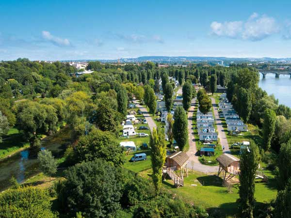 Camping Sandaya International De Maisons-laffitte