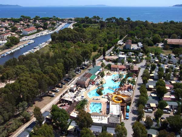 Camping Club Les Palmiers