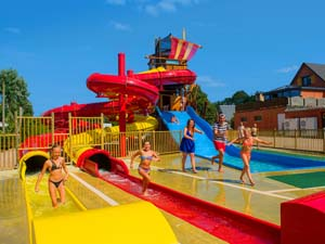 Camping Le Ch�teau d'Arvid