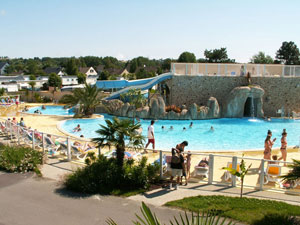 Campsite With Water Park France : Campsite With Water Park Lower Normandy