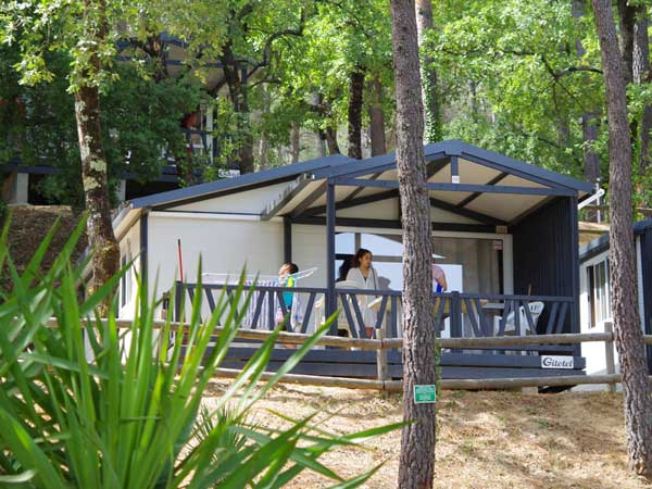 Camping-club Le Ruou
