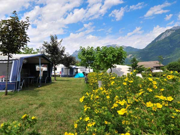 Dog Friendly French Campsites