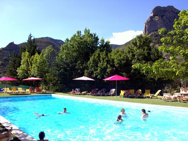 Camping Des Princes D'orange