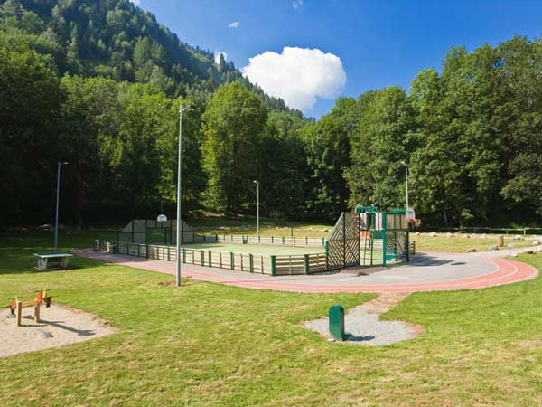 Camping Saint Colomban