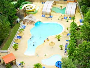 Camping Paris Roussillon