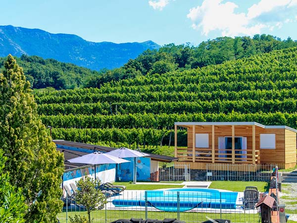 Saksida wine&camping resort